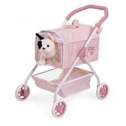 Carro de Mascotas Mi Primer Coche Animalitos Little Pet De Cuevas Toys 86139