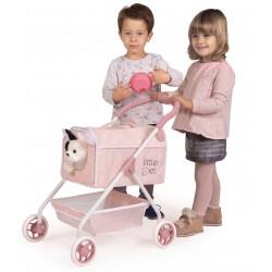 Carro de Mascotas Mi Primer Coche Animalitos Little Pet De Cuevas Toys 86139 | De Cuevas Toys