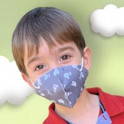 Mascarilla Higiénica Reutilizable Infantil Sky | De Cuevas Toys
