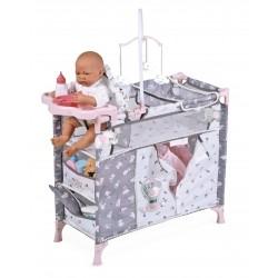 Armario Cambiador de Muñecas Plegable Sky De Cuevas Toys 53035