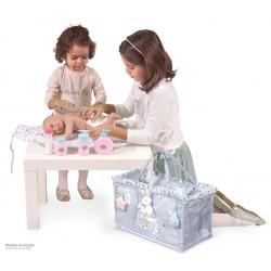 Canastilla Reborn de Muñecas Martín De Cuevas Toys 53929 | De Cuevas Toys