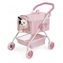 Carro de Mascotas Mi Primer Coche Animalitos Little Pet DeCuevas Toys 86139
