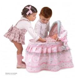 Mi Primer Moisés de Muñecas Magic María DeCuevas Toys 51134 | DeCuevas Toys