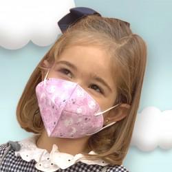 Mascarilla Higiénica Reutilizable Infantil Magic María | DeCuevas Toys