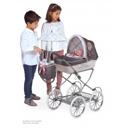 Carro de Muñecas Reborn Plegable DeCuevas Toys 81031 | DeCuevas Toys