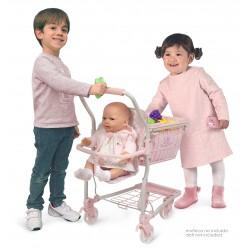 Carrito de la Compra porta bebé Ocean Fantasy DeCuevas Toys 52141 | DeCuevas Toys