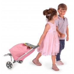 Carrito de la Compra Infantil Plegable Surt. DeCuevas Toys 52089 | DeCuevas Toys